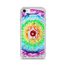 Load image into Gallery viewer, 432 HZ Liquid Glitter  iPhone Case