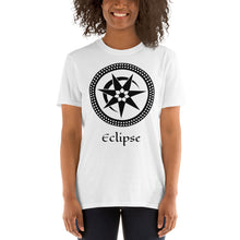 Load image into Gallery viewer, Anunnaki Communication Collection - Eclipse - Short-Sleeve Unisex T-Shirt