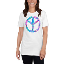 Load image into Gallery viewer, Native American First Nation Tree Of Peace Artwork - Short-Sleeve Unisex T-Shirt