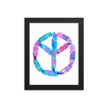 Load image into Gallery viewer, Tree Of Peace Framed photo poster