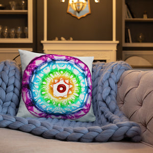 432 Hz  Pillow