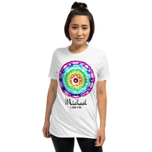 Load image into Gallery viewer, MLH  Short-Sleeve 432 Hz Unisex T-Shirt!