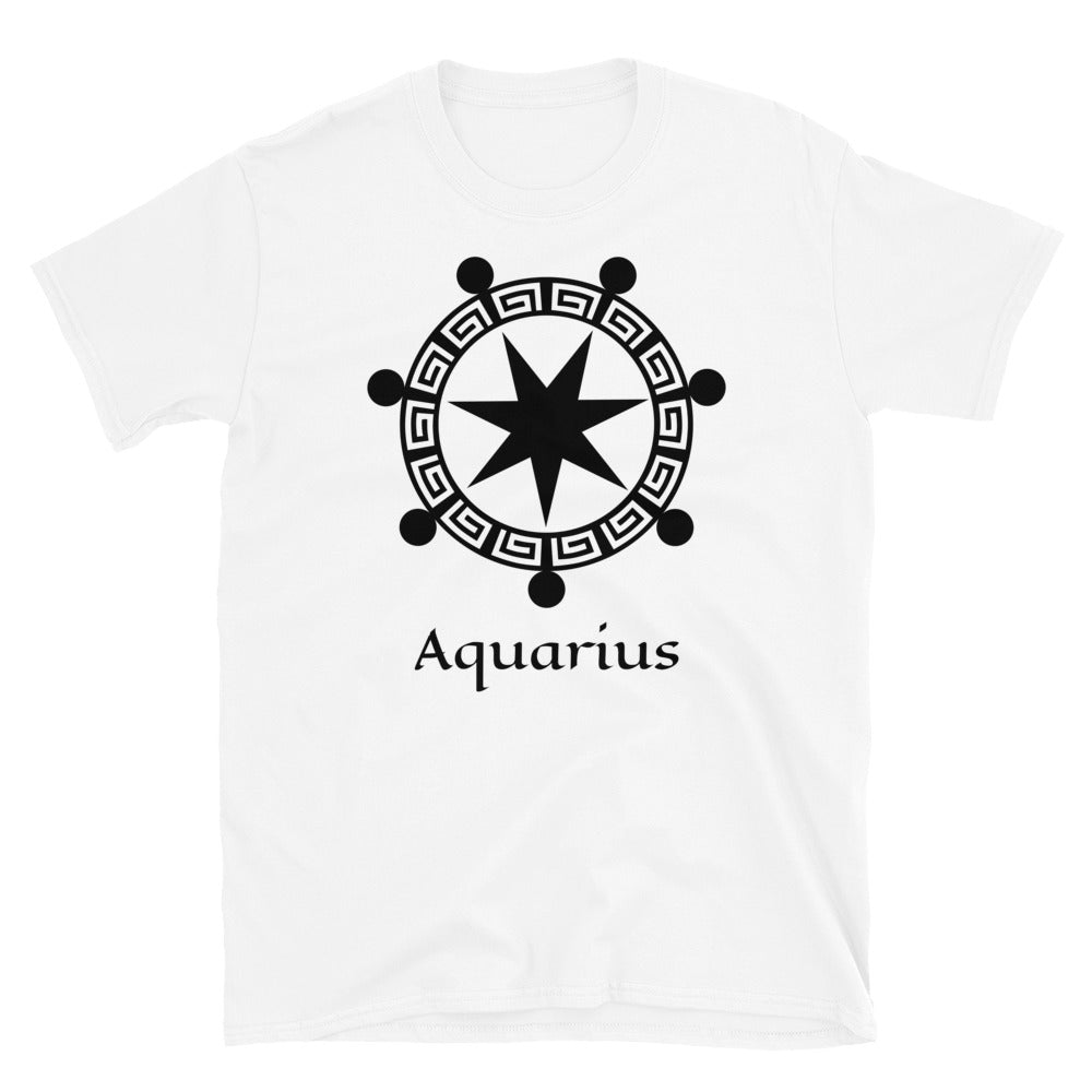 Anunnaki Communications Collections! - Aquarius - Short-Sleeve Unisex T-Shirt