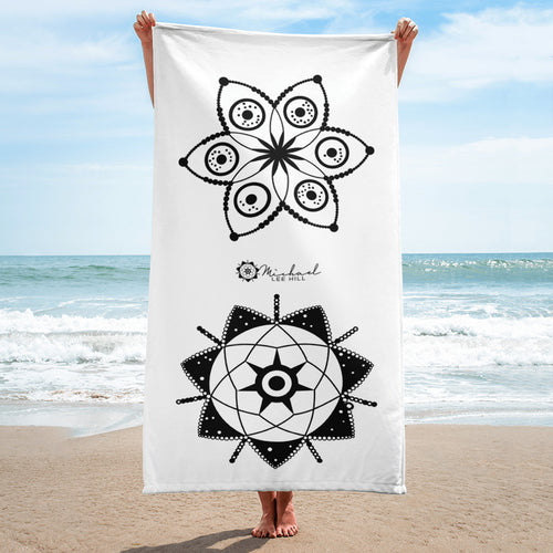 Crop Circles Towel