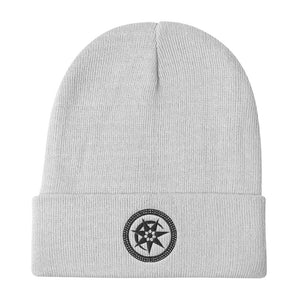 Embroidered Beanie cap