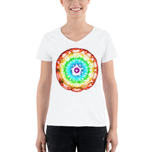 Load image into Gallery viewer, Women's Casual V-Neck Shirt