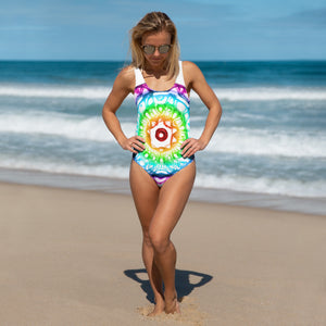 Ladies One-Piece Swimsuit