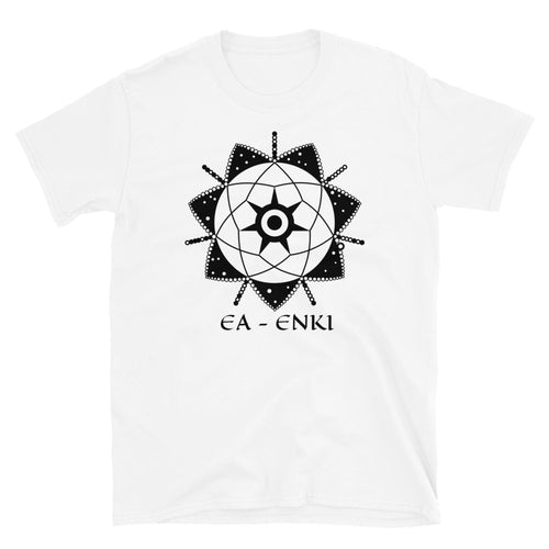 Anunnaki Communications Collections! EA - ENKI - - Short-Sleeve Unisex T-Shirt