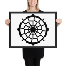 Load image into Gallery viewer, Vril Framed poster