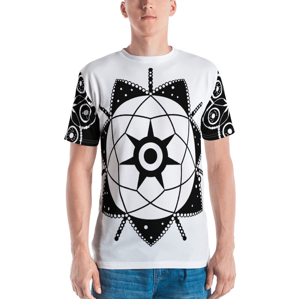 Crop Circle  Men's T-shirt