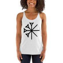 Load image into Gallery viewer, Ladies Anunnaki Racerback Tank