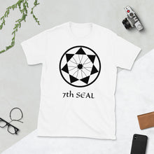Load image into Gallery viewer, Anunnaki Communications Collection! - 7th Seal  - Short-Sleeve Unisex T-Shirt