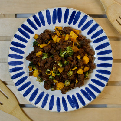 Winter Hash - FitnessFeasts