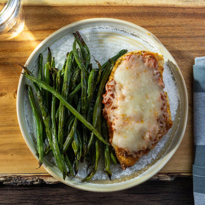 Chicken Parm-ish - FitnessFeasts