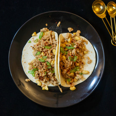 Cashew Turkey Tacos - FitnessFeasts