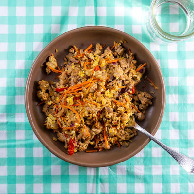 Fried Rice Feast - FitnessFeasts