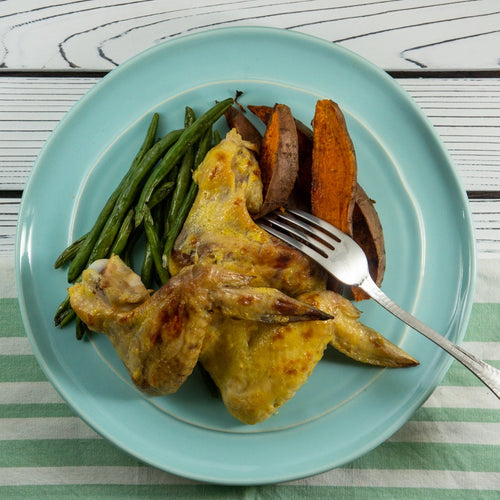 Honey Mustard Buffalo Wings - FitnessFeasts