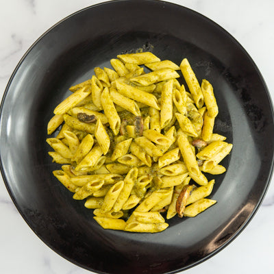 Pesto Penne - FitnessFeasts