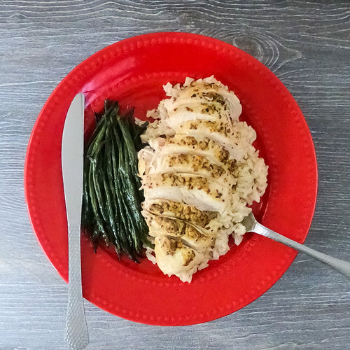 Spicy Mustard Chicken - FitnessFeasts