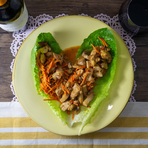 Thai Tacos - FitnessFeasts
