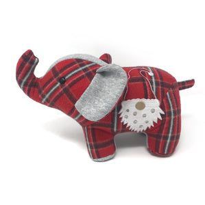 baby's first christmas keepsake elephant