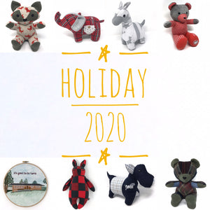keepsake bears christmas 2020