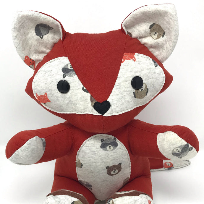Baby Keepsake Fox Stuffed Animal