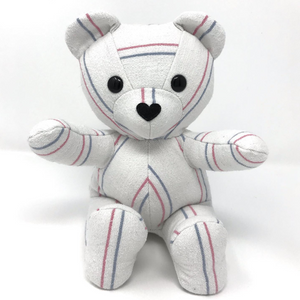 Hospital Blanket Teddy Bear