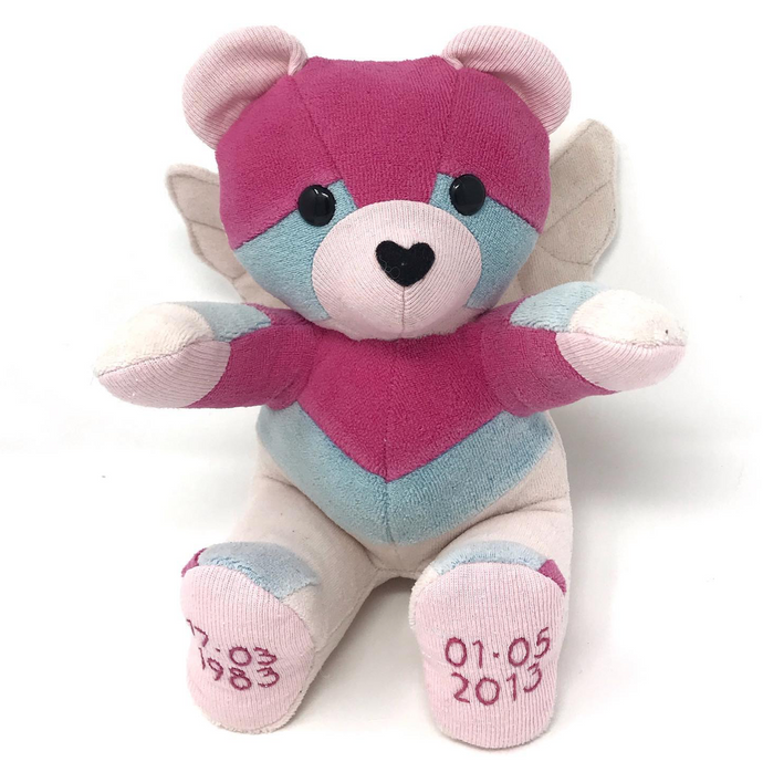 Memorial Angel Teddy Bear