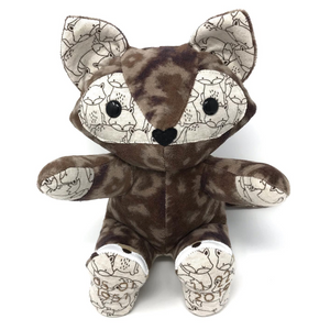 Keepsake Fox Stuffed Animal