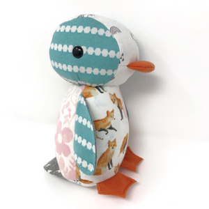 Baby Clothes Keepsake Duck