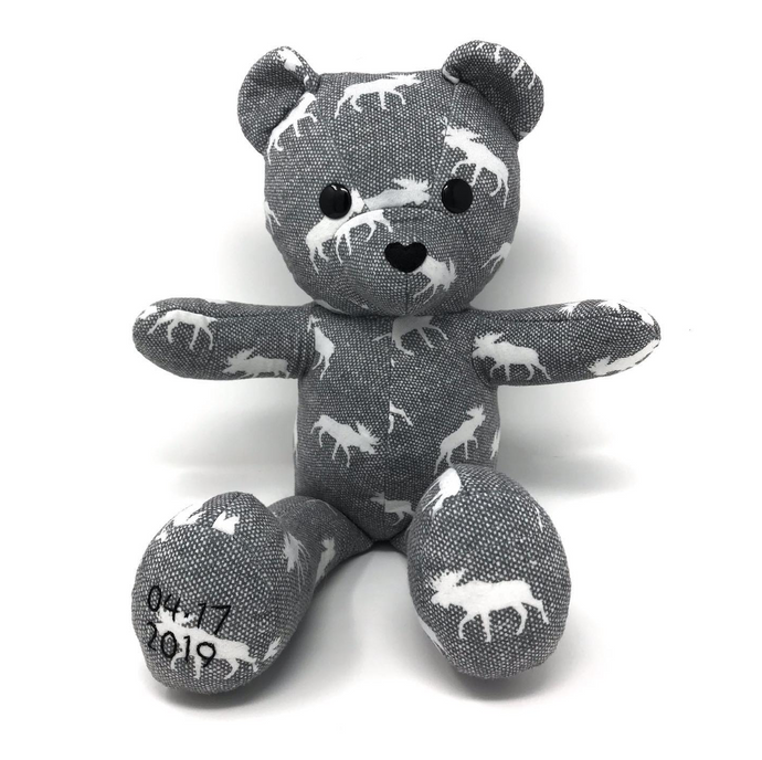 Custom Birthweight Teddy Bear