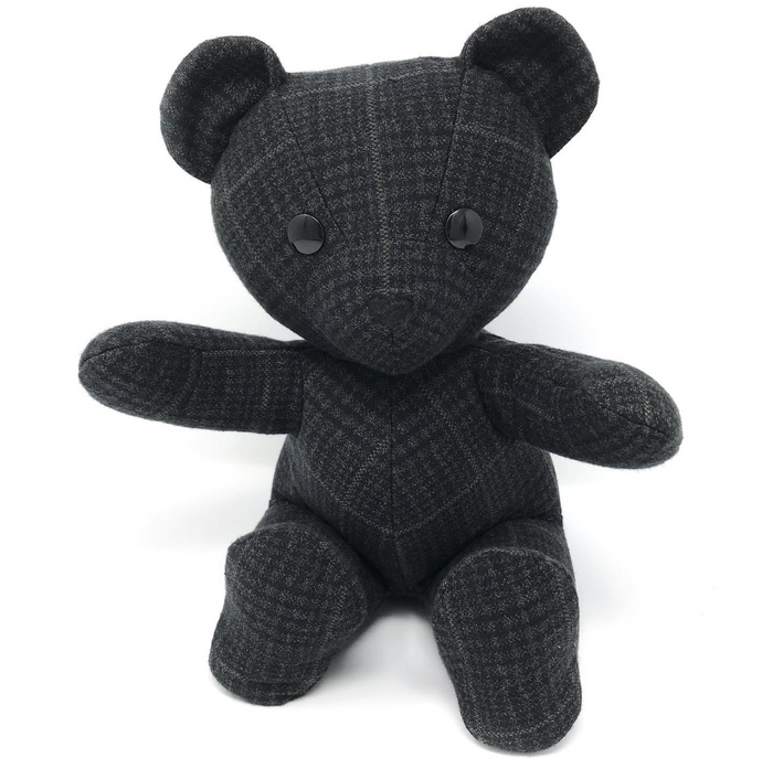 Memory Teddy Bear Made from Clothes