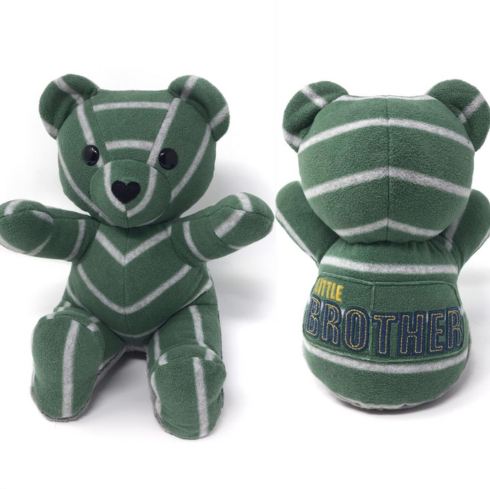 Little Brother Baby Keepsake Bear