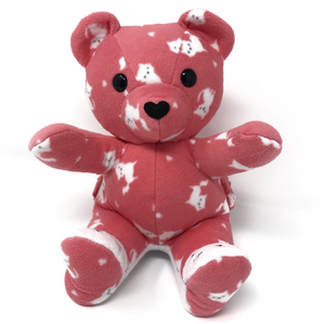 baby sleeper keepsake bear