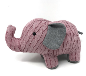memory elephant stuffed animal