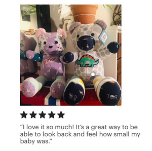 Lovely Reviews of Our Keepsakes