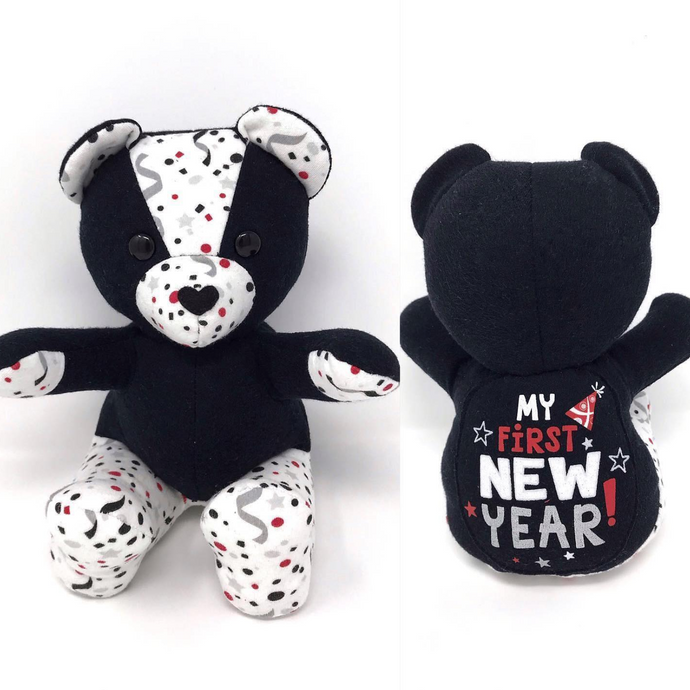 Happy New Year from Nestling Kids Keepsakes
