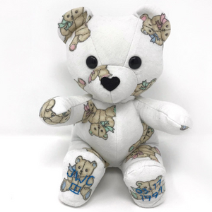 Baby Keepsake Teddy Bear