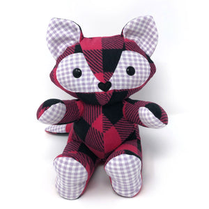 keepsake fox teddy bear