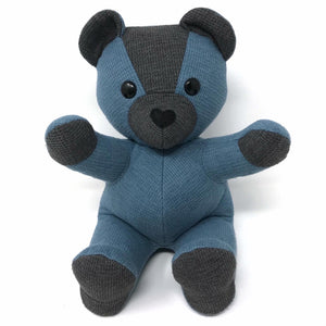 memory bear from clothes