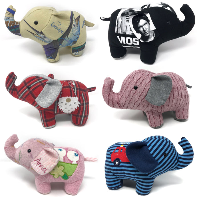 Keepsake Elephant Stuffed Animals