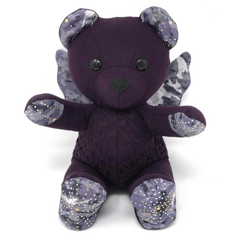 Angel Teddy Bear Keepsake