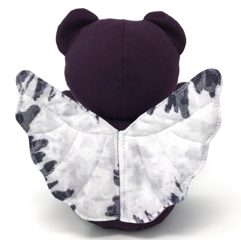 Teddy Bear with Angel Wings