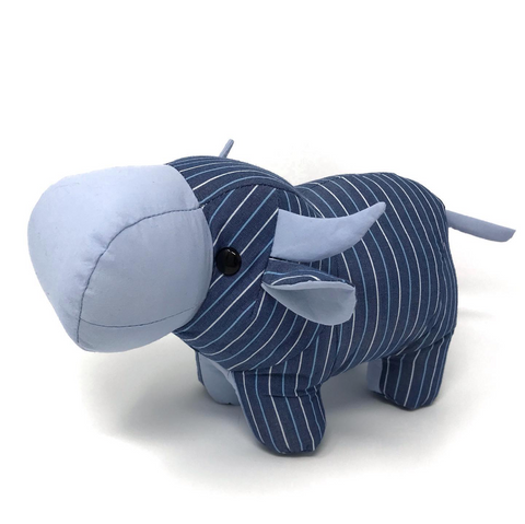 keepsake cow stuffed animal