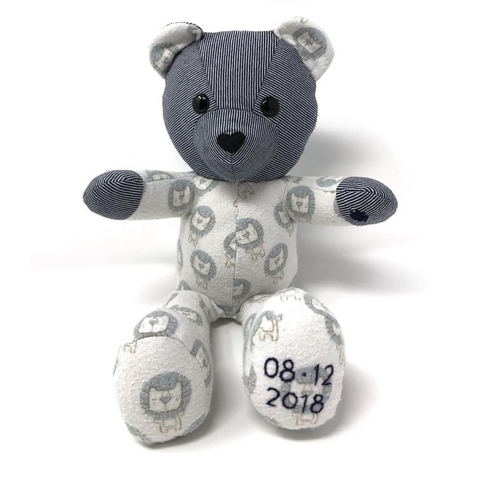 bear made to your baby's birth weight