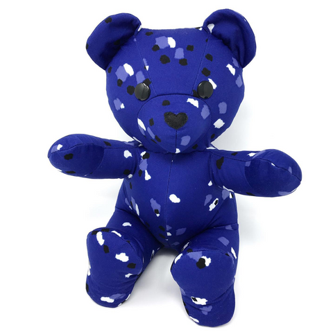 Memory Bear made from a Skirt