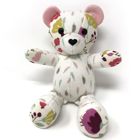 weighted teddy bear your baby's weight and length