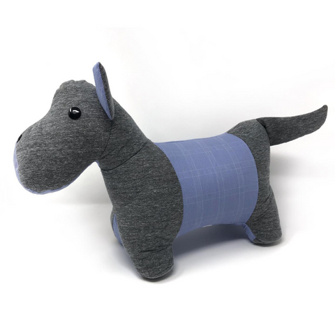 scottie dog stuffed animal