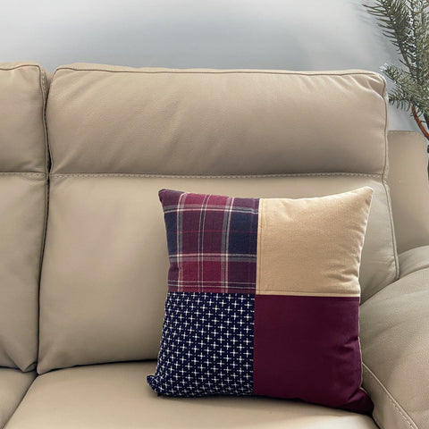 quilted memory pillow